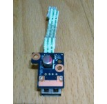 HP g6-1000st USB SOKET BOARD
