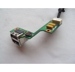 IBM THINKPAD LENOVO R60 USB SOKET BOARD
